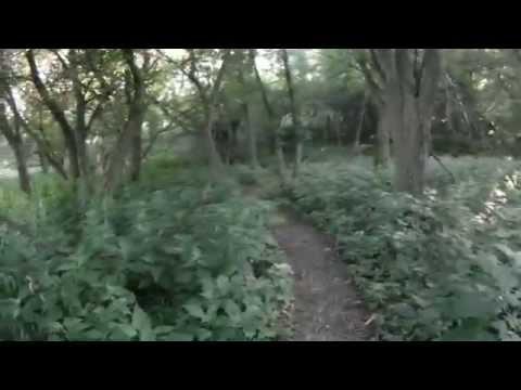 Bacon Creek MTB trail, Sioux City IA