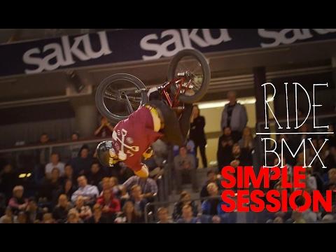 BMX: PARK FINALS!! SIMPLE SESSION 2017