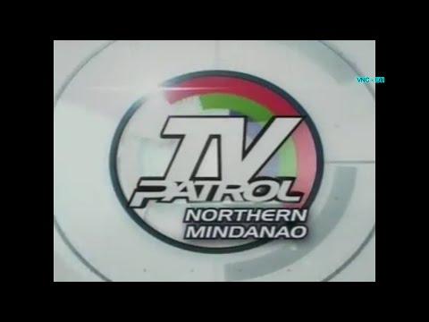 TV Patrol Northern Mindanao OBB 2017 Present ( April 5, 2017 Used  )