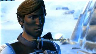 """Star Wars The Old Republic"" Jedi Sentinel HD Walkthrough Playthrough: Part 101 Hoth"