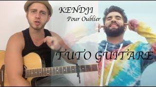 Apprendre Kendji Girac - Pour Oublier - Cours de guitare