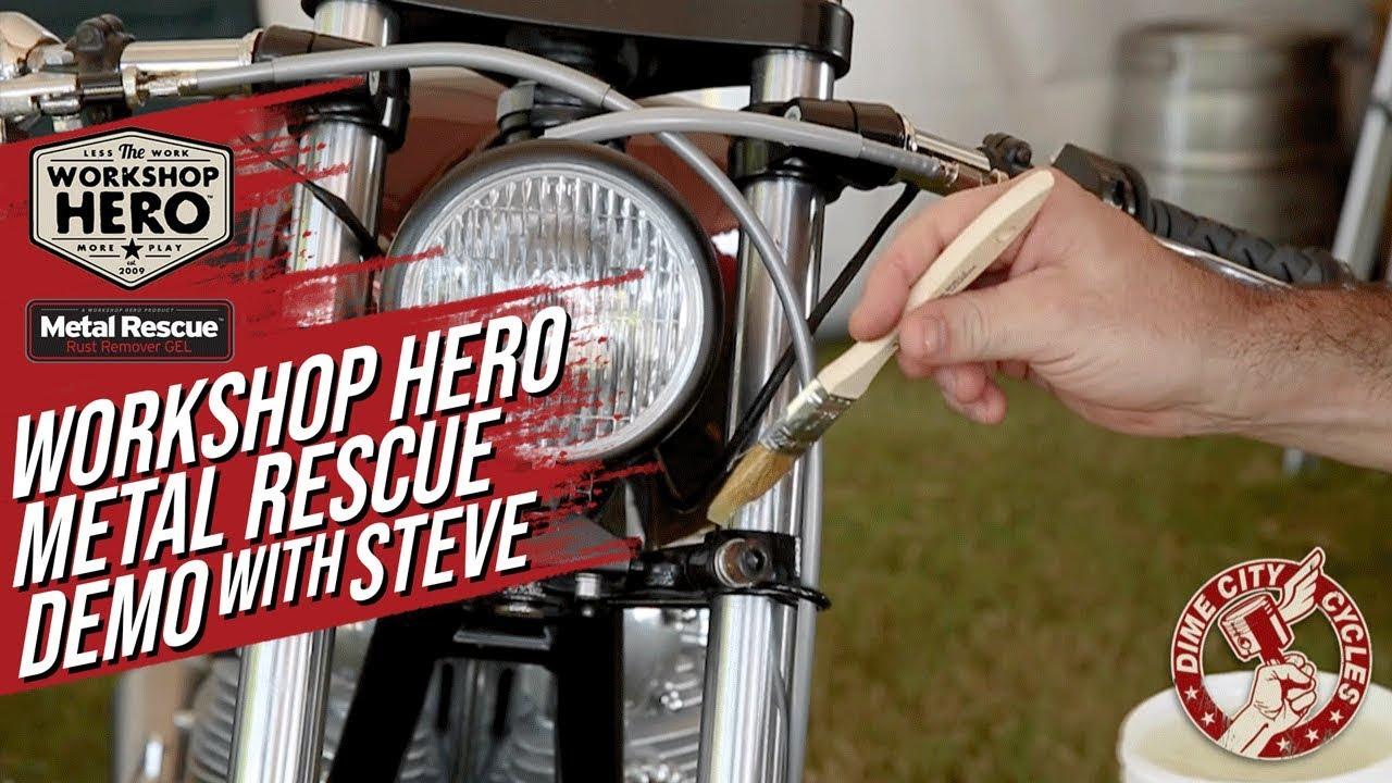 Workshop Hero Metal Rescue GEL