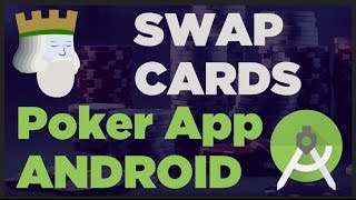 How to Swap or Discard cards in Poker Android Studio Java Programming