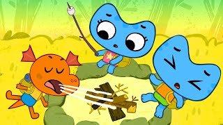 Котики, вперед! - Мой первый огонёк - серия 54 - мультики для детей