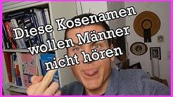 Kosenamen für Männer - Diese Kosenamen wollen Männer nicht hören - DOCJESCO.COM