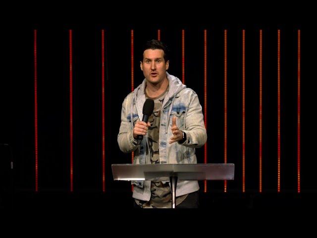 Fire: Power for Purpose   Pastor Ben Fagerland