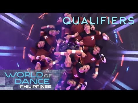 World Of Dance Philippines: Crossover - The Qualifiers | Team Division