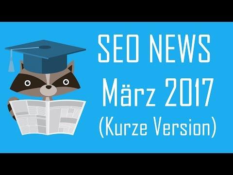 DMOZ (R.I.P), Dominiere SERPs, Content Tipps - SEO NEWS März 2017 Kurze Version (für Profis)