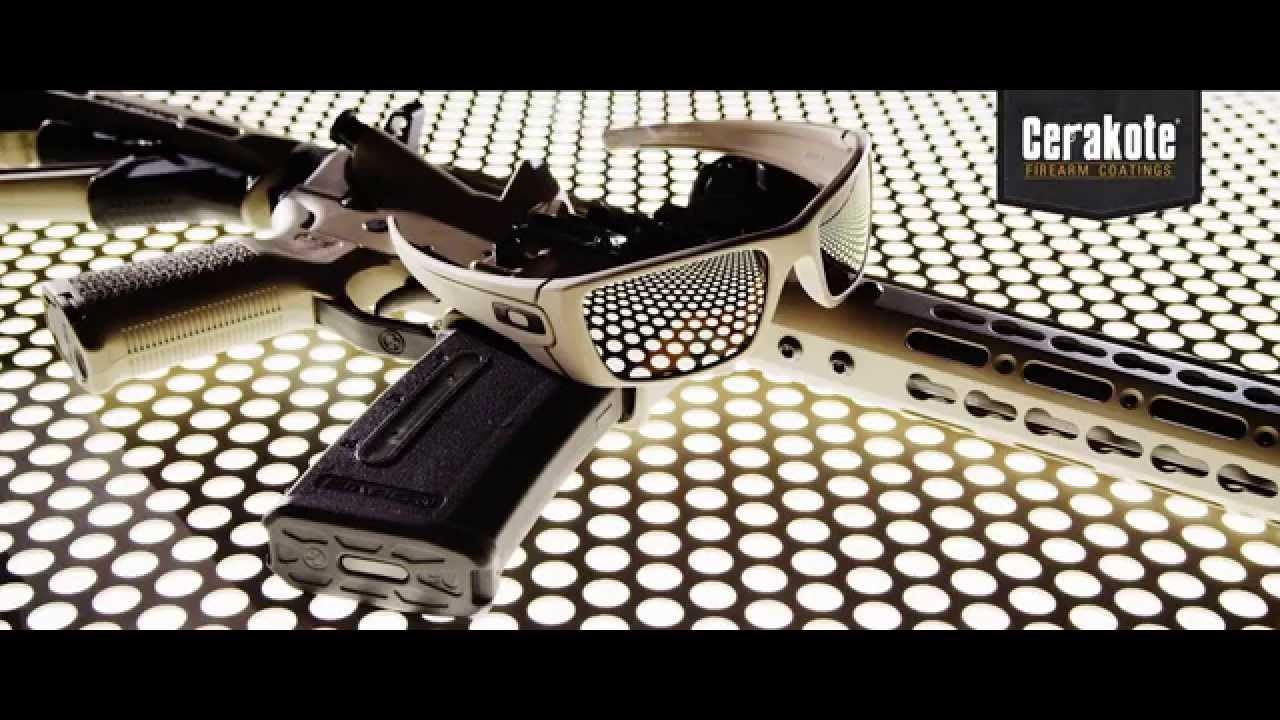 oakley issue  Oakley Standard Issue Cerakote Eyewear Collection - YouTube