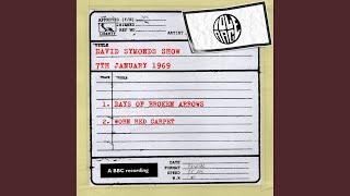 Days Of Broken Arrows (David Symonds Show)