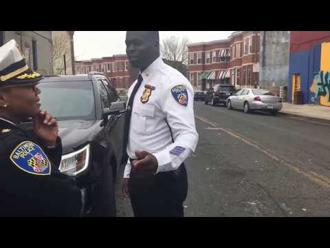 A day in the life in the Hood of Bmore City