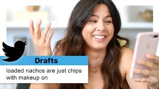 Tweets from my Drafts Folder | MeganBatoon
