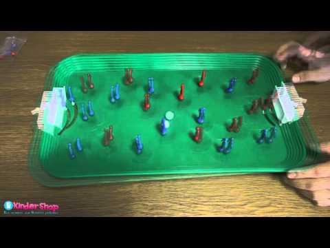 Обзор игрушки Настольная игра Технок