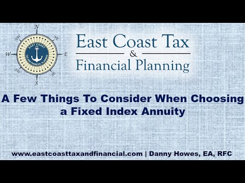 *How Does A Fixed Index Annuity Work*?