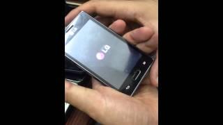 HARD RESET LG E610 OPTIMUS L5