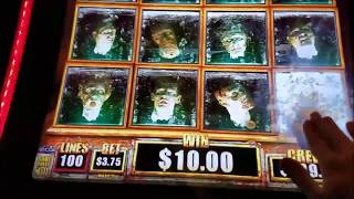 The Walking Dead 2 Slot Machine  Bonus Win !! 30 Free Spins With Max Bet
