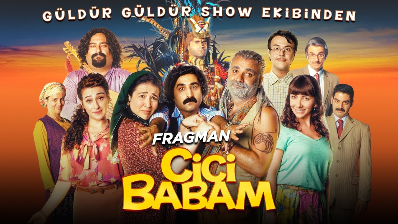 Cici Babam - Fragman - YouTube
