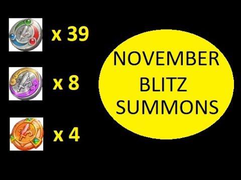 Blitz Summons - DHC - Dungeon Hunter champions