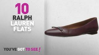 Ralph Lauren Flats | New & Popular 2017