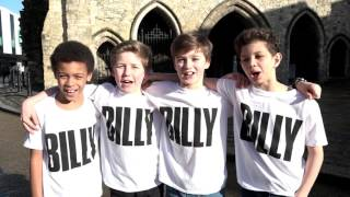 Billy Elliot in Southampton | Billy Elliot the Musical