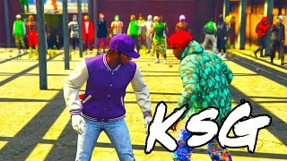 GTA 5 -CAR SHOW + FIGHT CLUB (ROAD TO 500K)