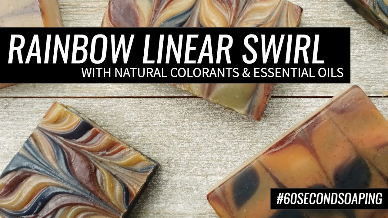 Natural Colorants Soaping