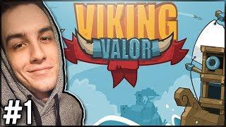 ZŁODZIEJ UKRADŁ DIAMENT! - Viking Valor #1