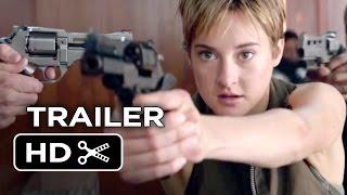 insurgent official trailer fight back 2015 shailene woodley divergent sequel hd
