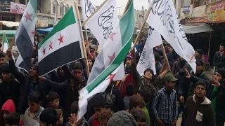 أخبار عربية: مظاهرات في سوريا تتهم فتح الشام بخيانة الثورة السورية