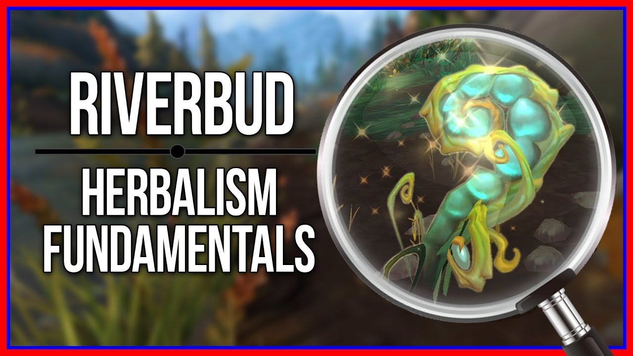 RIVERBUD FARMING | Herbalism Fundamentals for New Gatherers