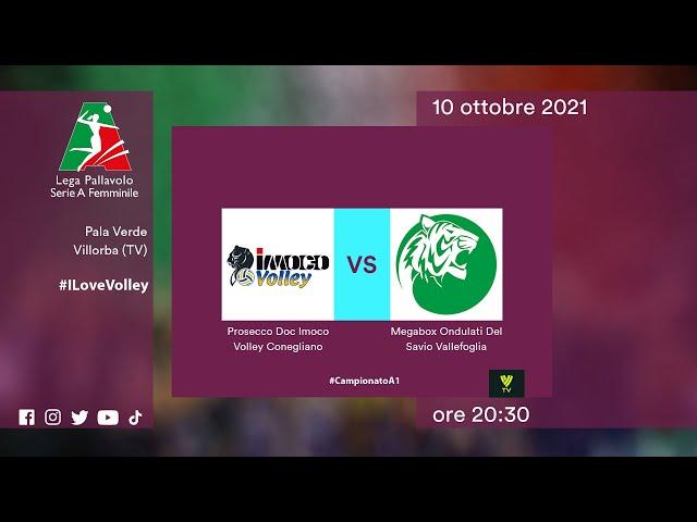 Conegliano - Vallefoglia | Highlights | 1^ Giornata Campionato | Lega Volley Femminile 2021/22