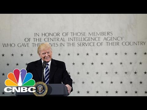 CIA Employee Quits Over President Donald Trump: Bottom Line   CNBC
