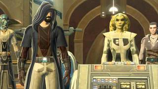 SWTOR Jedi Consular Story Ending ***SPOILER***