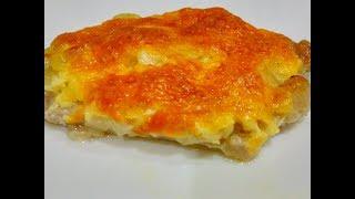сочное и Мягкое Мясо по-французски в Духовке/Рецепт Сочной Свинины под Шубой