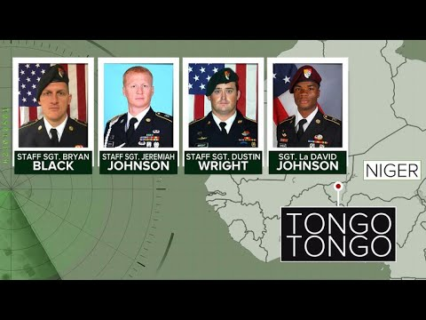 Pentagon report details failings in deadly Niger ambush