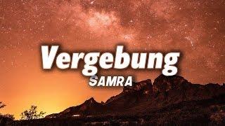 Samra - Vergebung (Lyrics)