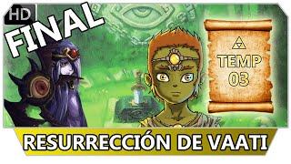 Cronología de Zelda: Línea del Héroe Niño FINAL - Resurrección de Vaati | NDeluxe