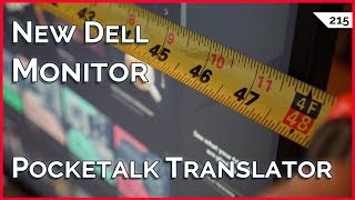 Best Gaming TVs, New 49 Inch Dell U4919DW Monitor, Pocketalk Translator vs. Google Translate!!!
