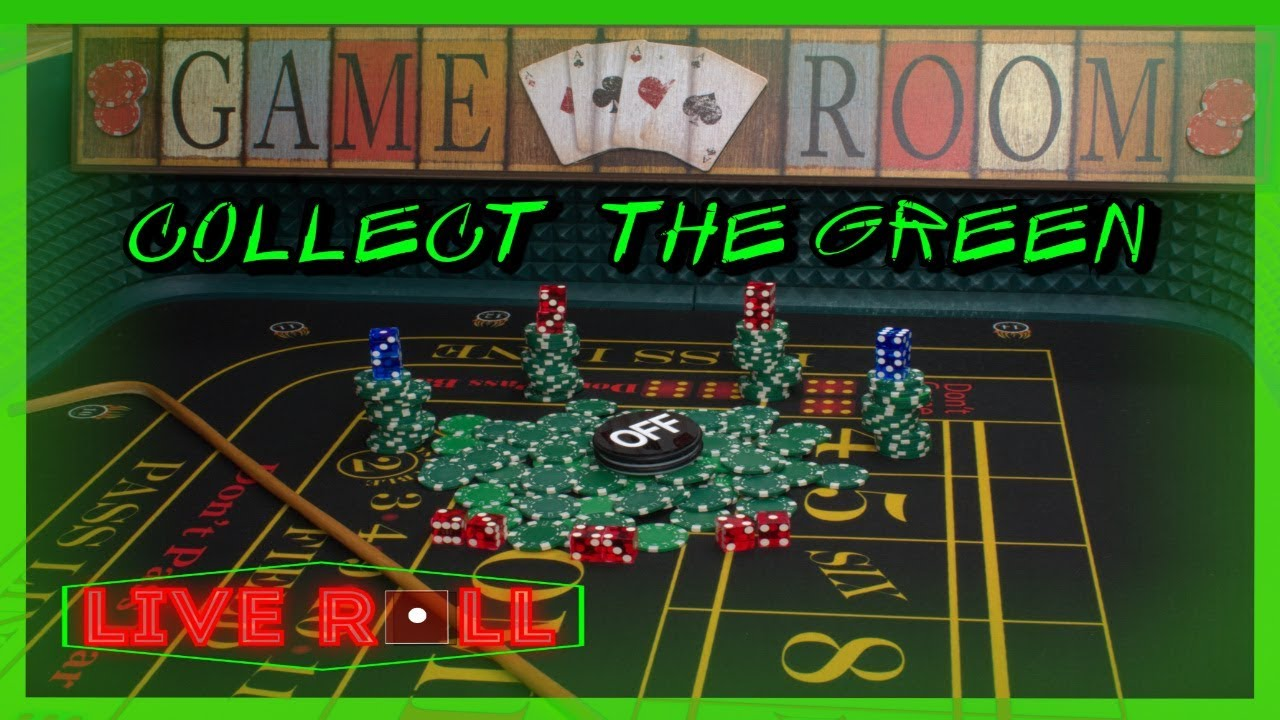 Craps Rolling Strategy