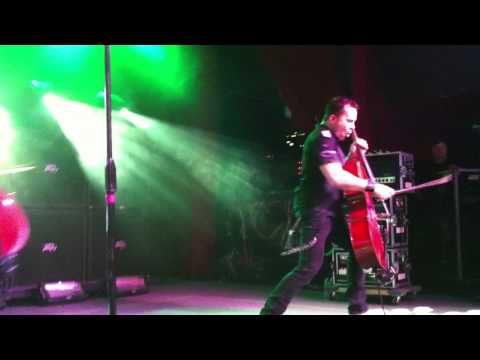 [HD] Apocalyptica - Not Strong Enough [LIVE in Knoxville] - 3/20/11