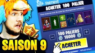 I'm offerING THE SAISON COMBAT 9 ON FORTNitE BATTLE ROYALE!