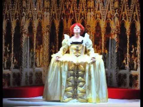 Elisabetta regina d'Inghilterra   Sassari 9 10 15   1°atto