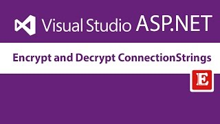 Encrypt and Decrypt connectionStrings in Web.Config   ASP.Net