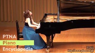 第37回ピティナ・ピアノコンペティション全国決勝大会 グランミューズ部...