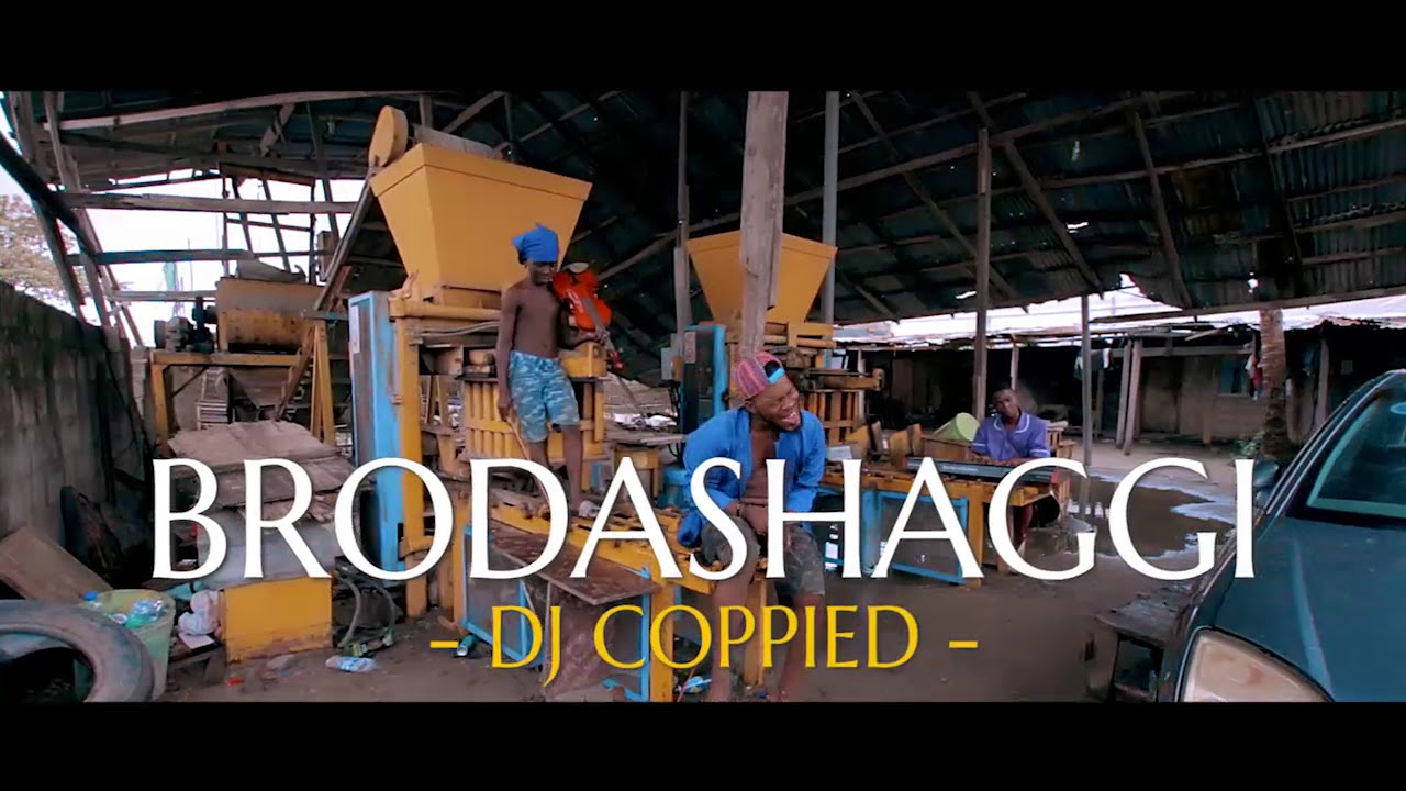 Brodashaggi music ( DJ COPPIED)