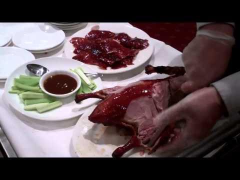 Iron Chef, Peking Duck
