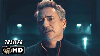 THE AGE OF A.I. Official Trailer (HD) Robert Downey Jr.