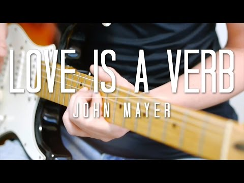 Love Is A Verb Cover / Here Comes The Bride - John Mayer - Thiethie