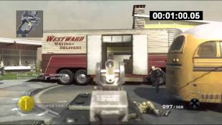 Fastest Gun Game in the World : PS3 - 1:40 (1:30 1st to last kill) | HD OG_FlaMe