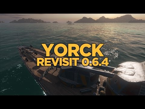 World of Warships - Yorck Revisit 0.6.4